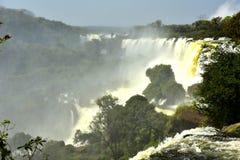Cascada de Iguassu imágenes de archivo libres de regalías