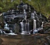 Cascada de Isaqueena imagenes de archivo