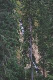 Cascada de Kailor foto de archivo