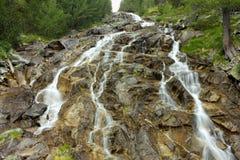 Cascada de Karaalanica   Fotografía de archivo