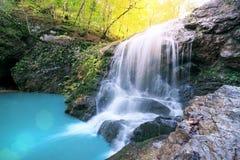 Cascada de la belleza Fotografía de archivo