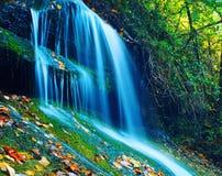 Cascada de la caída Fotografía de archivo libre de regalías