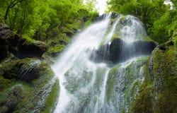 Cascada de la cascada Imagen de archivo libre de regalías