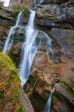 Cascada de la Cueva waterfall Ordesa valley Pyrenees Spain Stock Photo