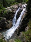 Cascada de Lolaia, parque nacional Retezat, Rumania Fotos de archivo libres de regalías