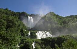 Cascada de Marmore Fotos de archivo