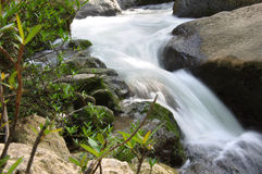 Cascada de Misol ha Fotos de archivo