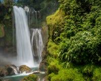 Cascada de Pulhapanzak en Honduras - 7 Fotografía de archivo libre de regalías