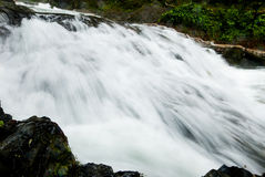 Cascada de Punyaban Fotografía de archivo libre de regalías