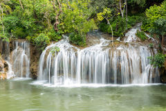Cascada de Sai Yok Yai Imagen de archivo libre de regalías
