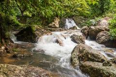 Cascada de Sariga Imagen de archivo libre de regalías