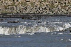 Cascada de Selfoss Fotografía de archivo
