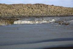 Cascada de Selfoss en Islandia Fotos de archivo libres de regalías