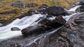 Cascada de Sendefossen fotos de archivo
