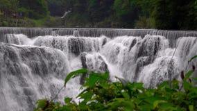 Cascada de Shifen, Pingxi, nueva Taipei, Taiw?n Atracci?n tur?stica popular metrajes