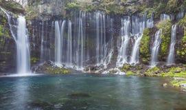 Cascada 2 de Shiraito Fotos de archivo