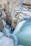 Cascada de Sipia Fotos de archivo