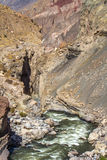 Cascada de Sipia Imagen de archivo
