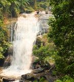 Cascada de Sirithan Imagenes de archivo