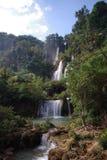 Cascada de Thi Lo Su Foto de archivo