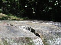Cascada de Toboga - Paraty RJ Foto de archivo libre de regalías