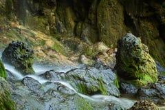 Cascada de Varovitets, Bulgaria Imagen de archivo libre de regalías