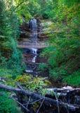 Cascada de Wisconsin imagen de archivo