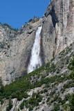 Cascada de Yosemite Foto de archivo libre de regalías