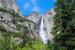 Cascada de Yosemite Fotografía de archivo