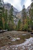 Cascada de Yosemite Foto de archivo
