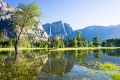 Cascada de Yosemite Imagenes de archivo
