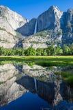 Cascada de Yosemite Imágenes de archivo libres de regalías