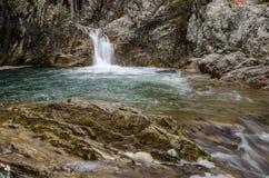 Cascada del barranco Imagenes de archivo