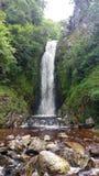 cascada del glenevin Fotos de archivo