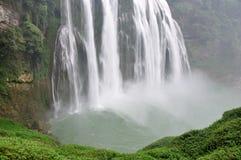 Cascada del huangguoshu de Guizhou Fotos de archivo libres de regalías