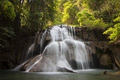 Cascada del Mae-Ka-Minuto Imagen de archivo