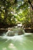 Cascada del Mae-Ka-Minuto Fotografía de archivo