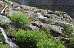 Cascada del molino de Murray Fotografía de archivo