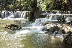 Cascada del Noi del sao de Chet Fotografía de archivo