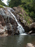 Cascada del samui de Kho Imagen de archivo
