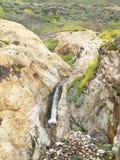 Cascada del yermo Imagen de archivo libre de regalías