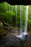Cascada en Alabama norteña Fotografía de archivo libre de regalías