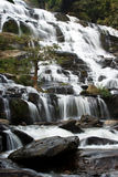 Cascada en Chaingmai, Tailandia Fotos de archivo libres de regalías