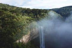 Cascada en el barranco Imagen de archivo