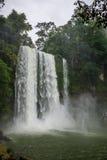 Cascada en el movimiento, Misol-ha hermosa, Chiapas méxico Fotografía de archivo libre de regalías