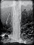 Cascada en Eslovenia Fotografía de archivo libre de regalías