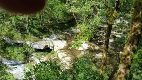 Cascada en Francia Imagenes de archivo