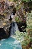 Cascada en Gudbrandsjuv, Noruega Foto de archivo