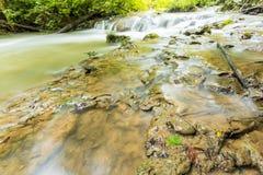 Cascada en Kanchanaburi Fotografía de archivo