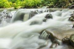 Cascada en Kanchanaburi Imagen de archivo libre de regalías